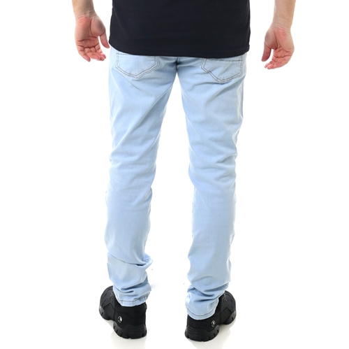 Calça town & country jeans especial delavê