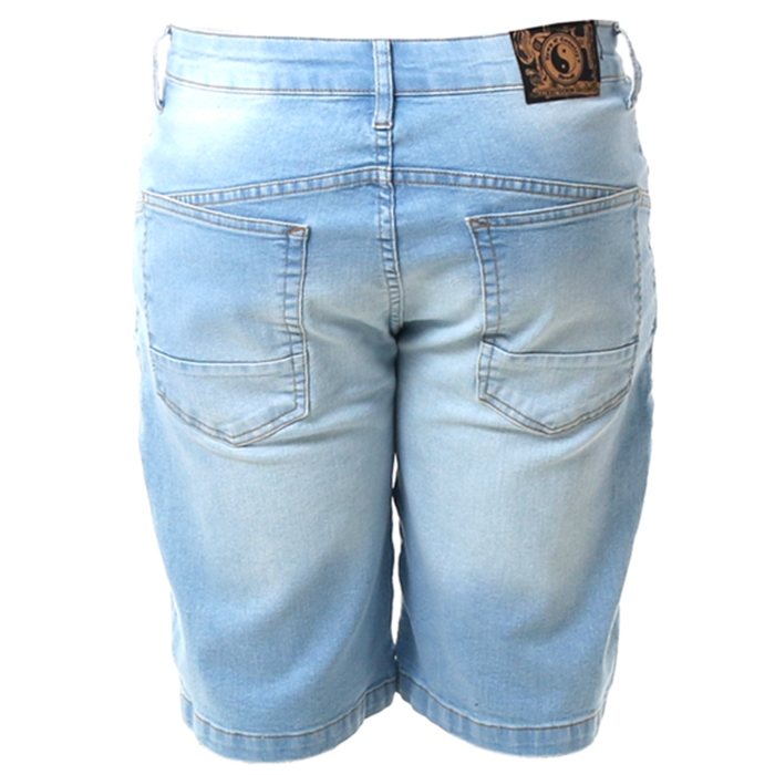 Bermuda town & country jeans básica