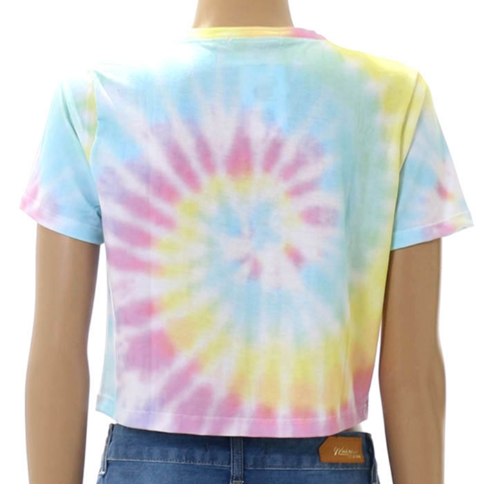 Baby look town & country girls tie dye