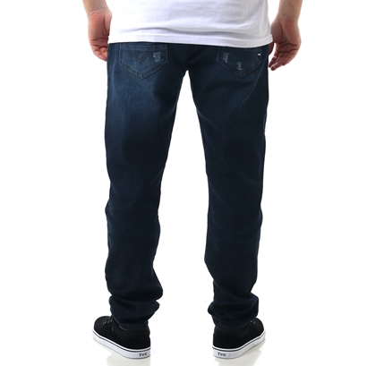 Calça hawaiian dreams jeans dark haze
