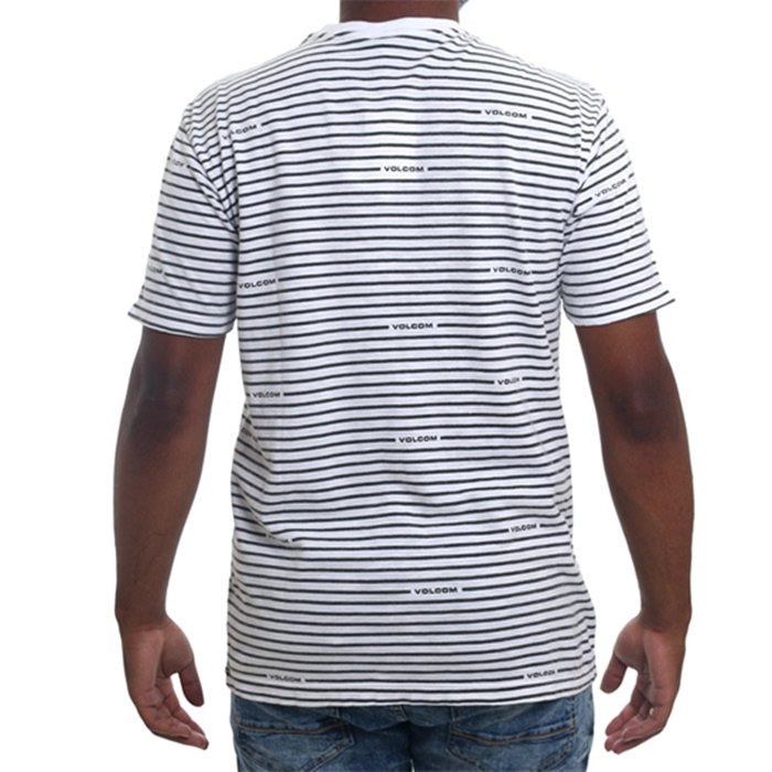 Camiseta volcom básica knot is stripe