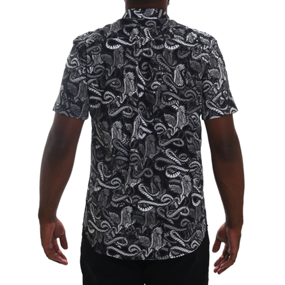 Camisa mcd regular manga curta wild fight - 12014804