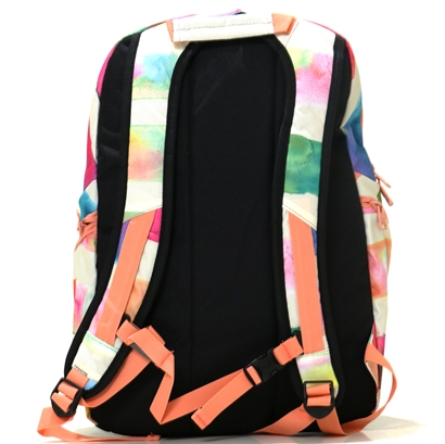 Mochila roxy tropical guide waterstripes