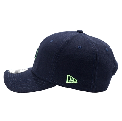 Boné new era new york yankees 9forty snapback mini logo neon otc navy