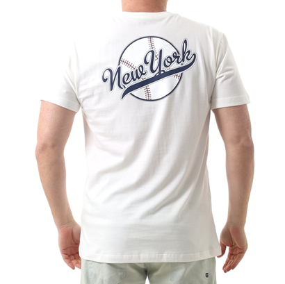 Camiseta new era new york yankees essentials legendary