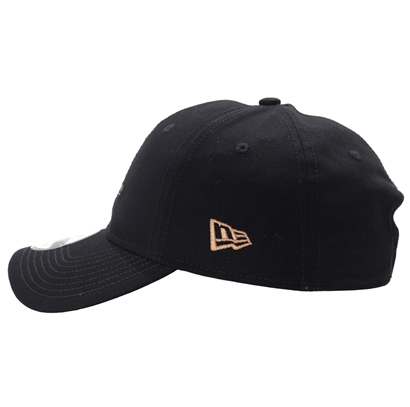 Boné new era branded 9twenty strap back origem black